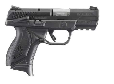 NOW IN STOCK at LGS – The new Ruger American Compact 9mm Pistol