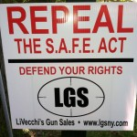 Now available at LiVecchi's Gun Sales – Stop by to purchase yours today and defend your rights