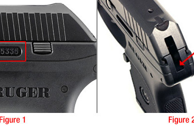 Ruger LCP Product Safety and Recall Notice