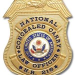HR-218 COURSE FOR RETIRED POLICE OFFICERS AND PEACE OFFICERS – JUNE DATE NOW AVAILABLE
