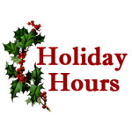 LiVecchis' Gun Sales Holiday Store Hours