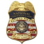 HR 218 Class for Retired Police and Peace Officers – July 8th at 2:00pm in Eden, NY