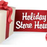 Holiday Store Hours for LiVecchi's Gun Sales