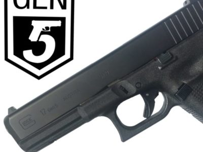 Now available at LiVecchi's Gun Sales…The Glock Gen 5